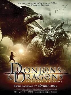 Couverture de Donjons et Dragons 2 : La puissance suprême