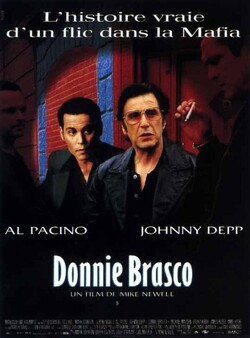 Couverture de Donnie Brasco