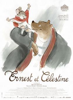Couverture de Ernest et Célestine