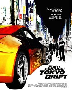 Couverture de Fast & Furious : Tokyo Drift