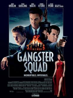 Couverture de Gangster Squad