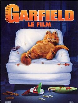 Couverture de Garfield