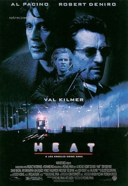 Couverture de Heat