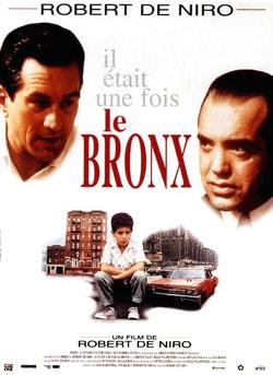 Couverture de Il était une fois le Bronx