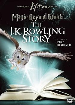 Couverture de JK Rowling : la magie des mots