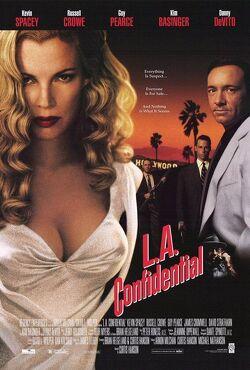 Couverture de L.A. Confidential