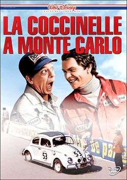 Couverture de La Coccinelle à Monte-Carlo