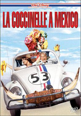 Couverture du livre : La Coccinelle à Mexico