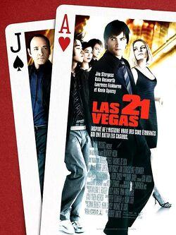 Couverture de Las Vegas 21
