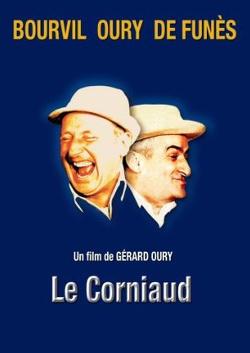 Couverture de Le Corniaud