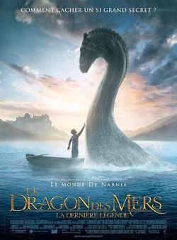 Couverture de Le Dragon des Mers : La Dernière Légende