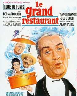 Couverture de Le Grand Restaurant