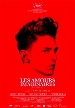 Couverture de Les amours imaginaires