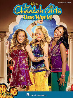 Couverture de Les Cheetah girls: Un monde unique