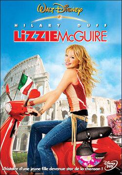Couverture de Lizzie McGuire, Le film