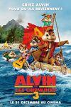 couverture Alvin et les Chipmunks 3