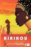 couverture Kirikou et la sorcière