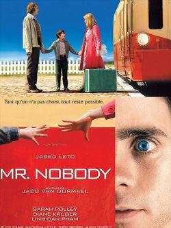 Couverture de Mr. Nobody