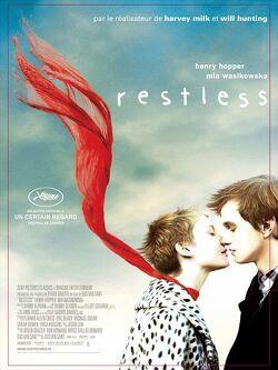 Couverture de Restless