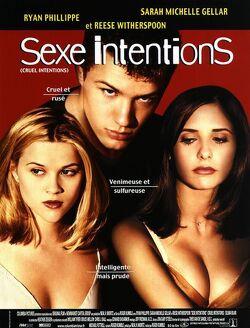 Couverture de Sexe intentions