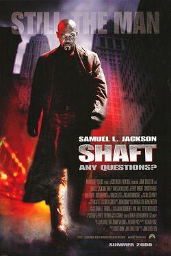 Couverture de Shaft