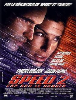 Couverture de Speed 2 : Cap sur le danger