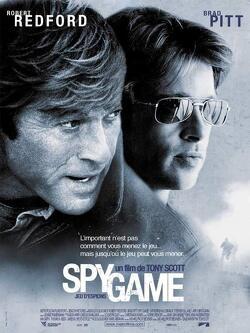 Couverture de Spy Game, jeu d'espions