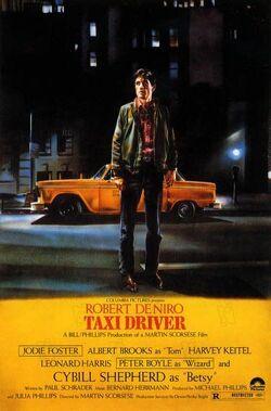 Couverture de Taxi Driver