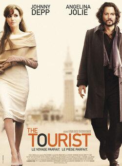 Couverture de The Tourist