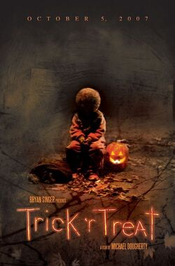 Couverture de Trick'r Treat