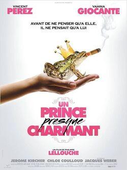 Couverture de Un Prince (presque) charmant