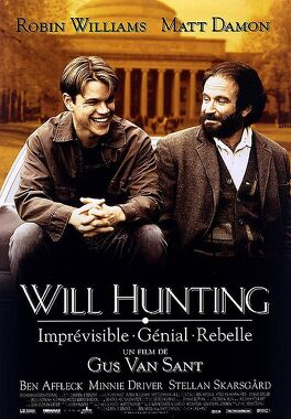 Couverture du livre : Will Hunting