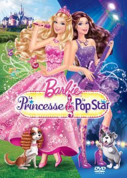 Couverture de Barbie : La Princesse et la Popstar