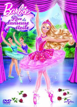 Couverture de Barbie : Rêve de danseuse étoile