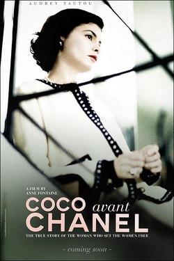 Couverture de Coco avant Chanel