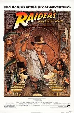 Couverture de Indiana Jones I : Les aventuriers de l'Arche perdue