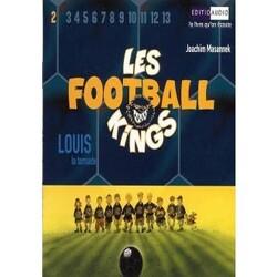 Couverture de Les football kings 2