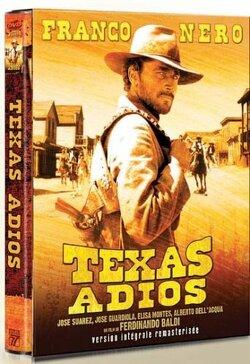 Couverture de Texas Adios
