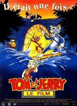 Couverture de Tom et Jerry: Le film