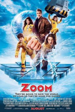 Couverture de Zoom, l'académie des super-héros