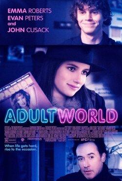 Couverture de Adult World
