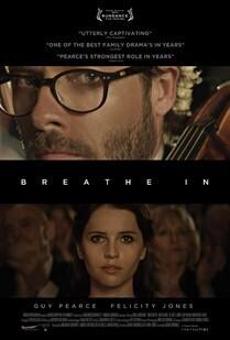 Couverture de Breathe in
