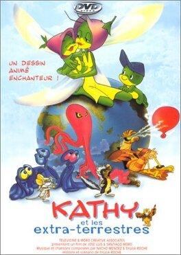 Couverture du livre : Cathy et les extraterrestres