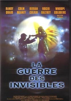 Couverture de La Guerre des Invisibles