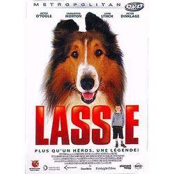Couverture de Lassie