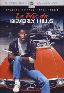 Couverture de Le Flic de Beverly Hills