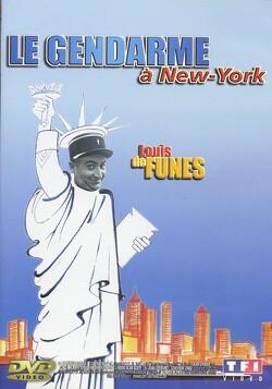 Couverture de Le Gendarme à New York
