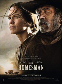 Couverture de The Homesman