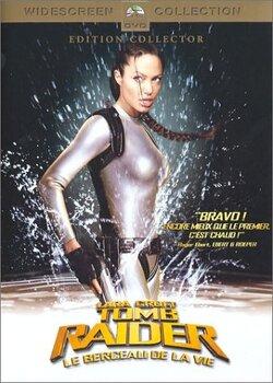 Couverture de Tomb Raider : Le berceau de la vie