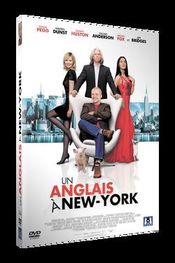 Couverture de Un Anglais à New York